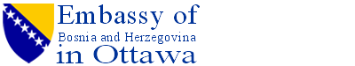Embassy of Bosnia and Herzegovina in Ottawa